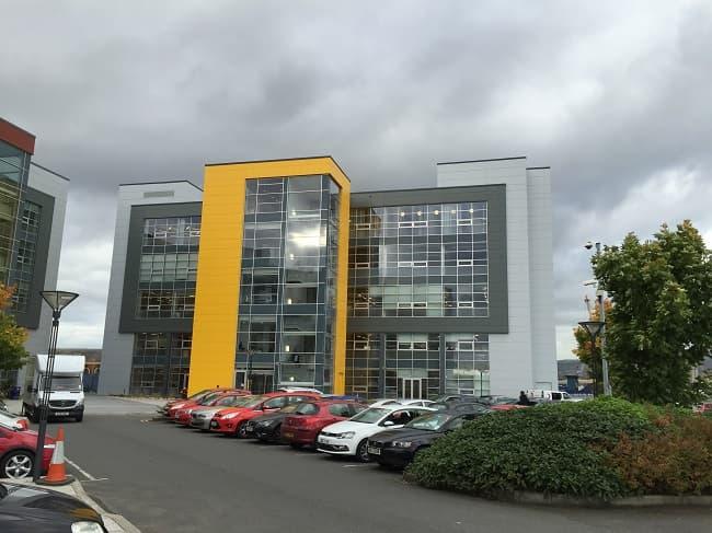 Concourse Belfast