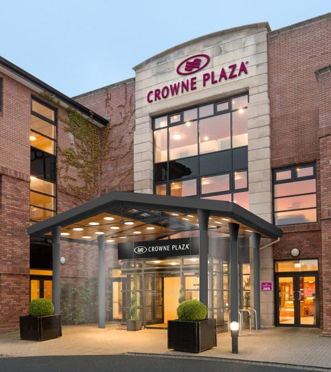 Crown Plaza Belfast