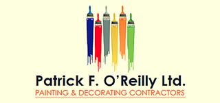 Patrick F O'Reilly
