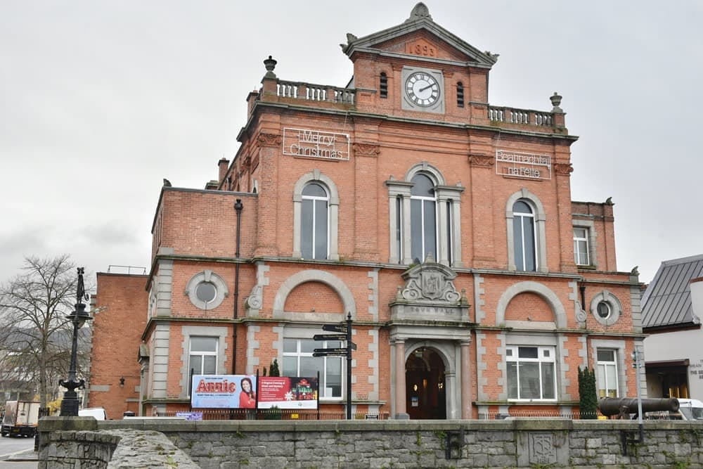 newry town hall 1
